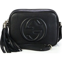 Gucci Women's Soho Leather Disco Bag - Black found on Bargain Bro Philippines from Saks Fifth Avenue for $1200.00