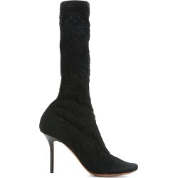 Vetements Women's Lace Sock Boots - Black - Size 39 (9) found on MODAPINS from Saks Fifth Avenue for USD $500.00