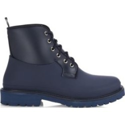 COLLECTION Rubber Combat Boots found on Bargain Bro from Saks Fifth Avenue UK for £126