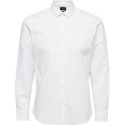 Slim-Fit Button-Down Dress Shirt found on GamingScroll.com from The Bay for $69.99