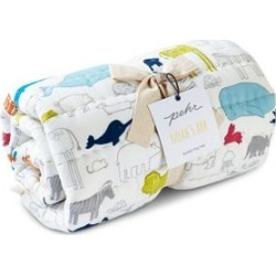 Noah's Ark Quilted Cotton Play Mat