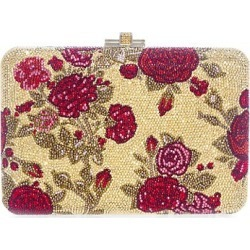 Slim Slide Las Rosas Crystal Clutch found on Bargain Bro India from Saks Fifth Avenue Canada for $4231.50