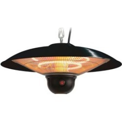Infrared Electric Outdoor Aluminium Hanging Heater