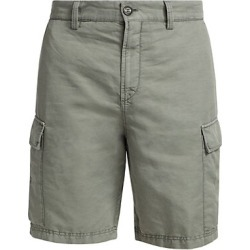 Linen-Blend Cargo Shorts found on MODAPINS from Saks Fifth Avenue UK for USD $789.07