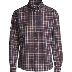 Barbour Men's Tailored-Fit Country Check 2 Cotton Shirt - Red - Size XXL found on MODAPINS from Saks Fifth Avenue for USD $51.97