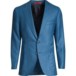 Isaia Men's Cashmere & Silk Blazer - Light Beige - Size 48 (38) R found on MODAPINS from Saks Fifth Avenue for USD $3995.00