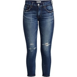 Lancaster Mid-Rise Skinny Jeans found on MODAPINS from Saks Fifth Avenue AU for USD $382.72