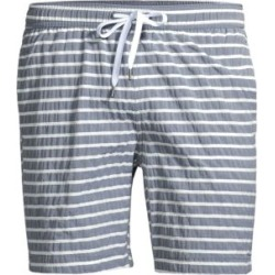 Charles Striped Swim Trunks found on MODAPINS from Saks Fifth Avenue UK for USD $186.86