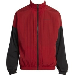 Givenchy Men's Two-Tone Zip Track Jacket - Red - Size 52 (42) found on MODAPINS from Saks Fifth Avenue for USD $1685.00