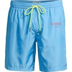 Logo Swim Trunks found on MODAPINS from Saks Fifth Avenue UK for USD $82.29
