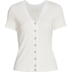 Cassondra Ribbed Top found on Bargain Bro Philippines from Saks Fifth Avenue Canada for $156.21