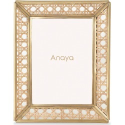 Anaya Natural Cane Wicker Picture Frame - Size 10 x 12 found on Bargain Bro India from Saks Fifth Avenue for $120.00