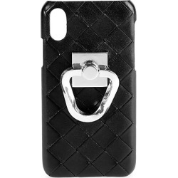 Bottega Veneta Women's Leather iPhone 11 Pro Case - Black found on Bargain Bro Philippines from Saks Fifth Avenue for $580.00
