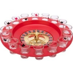 Roulette Wheel Drinking Game found on GamingScroll.com from The Bay for $29.99