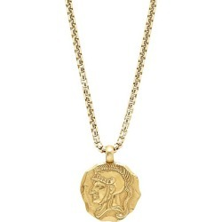 Coin Pendant Necklace found on Bargain Bro Philippines from Saks Fifth Avenue OFF 5TH for $147.50