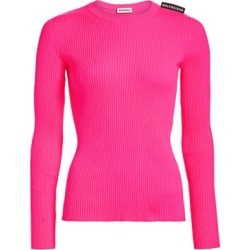 Neon Ribbed Sweater found on Bargain Bro Philippines from Saks Fifth Avenue AU for $837.50