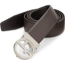 GA Reversible Leather Belt found on Bargain Bro UK from Saks Fifth Avenue UK