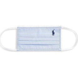 Polo Ralph Lauren Men's Polo Striped Face Mask - Blue - Size Small/Medium found on Bargain Bro India from Saks Fifth Avenue for $20.00