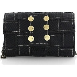 Kooreloo Women's Pixel Tweed Clutch - Black found on MODAPINS from Saks Fifth Avenue for USD $395.00