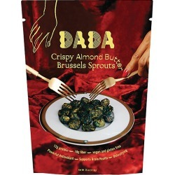Dada Daily Crispy Almond Butter Brussel Sprouts - Size Small