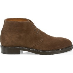 Saks Fifth Avenue Men's COLLECTION Suede Chukka Boots - Brown - Size 8.5 found on Bargain Bro from Saks Fifth Avenue for USD $105.78