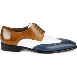 Colorblock Wing-Tip Leather Derbys found on Bargain Bro Philippines from Saks Fifth Avenue OFF 5TH for $199.99