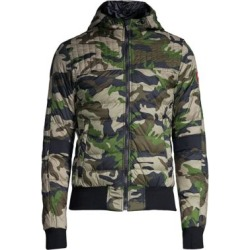 Cabri Down Hooded Jacket