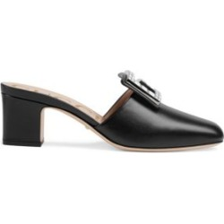 Madelyn Leather Mules found on Bargain Bro India from Saks Fifth Avenue Canada for $929.35