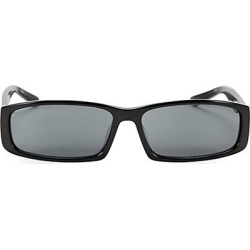 Balenciaga Women's 60MM Oblong Sunglasses - Black found on MODAPINS from Saks Fifth Avenue for USD $350.00