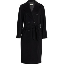 Madame Wool Cashmere Belted Wrap Coat found on MODAPINS from Saks Fifth Avenue UK for USD $4155.06