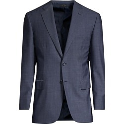 Brioni Men's Wool Jacket - Sapphire - Size 50 (40) R found on MODAPINS from Saks Fifth Avenue for USD $3262.50