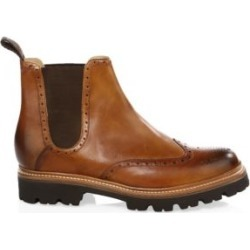 Arlo Wingcap Brogue Chelsea boots found on Bargain Bro India from Saks Fifth Avenue Canada for $384.62