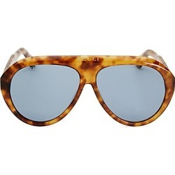 Gucci Men's 61MM Round Sunglasses - Brown found on Bargain Bro India from Saks Fifth Avenue for $465.00
