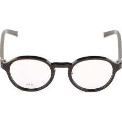 Berluti Men's 50MM Plastic Round Optical Sunglasses - Black found on MODAPINS from Saks Fifth Avenue for USD $490.00
