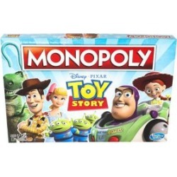 Monopoly Toy Story Board Game E5065