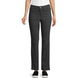 Tummy Control Straight Leg Jeans