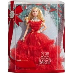 Poupée Barbie des Fêtes 2018