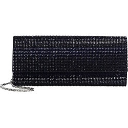 Judith Leiber Couture Women's Ritz Fizz Crystal Clutch - Dark Blue found on Bargain Bro Philippines from Saks Fifth Avenue for $2695.00