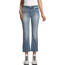 Blank NYC Women's Cropped Flare Jeans - Noho - Size 23 (00) found on MODAPINS from Saks Fifth Avenue OFF 5TH for USD $34.97