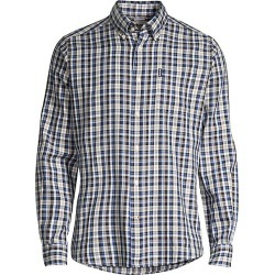 Barbour Men's Tailored-Fit Country Check 2 Cotton Shirt - Blue - Size Small found on MODAPINS from Saks Fifth Avenue for USD $51.97