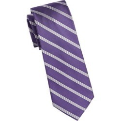 Repp Stripe Silk Tie found on MODAPINS from The Bay for USD $69.50