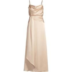 Anita Draped Gown