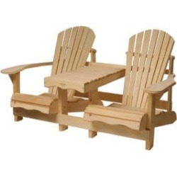 Caped Cod Wooden Bench