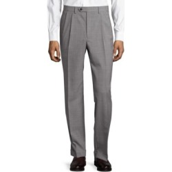 Pleated Houndstooth Pants found on MODAPINS from Lord & Taylor for USD $75.00