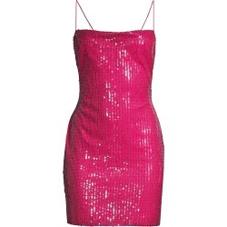 Likely Women's Eve Sequin Mini Dress - Fuchsia - Size 6 found on MODAPINS from Saks Fifth Avenue for USD $93.00