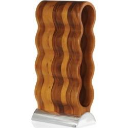 Curvo Wooden Wine Rack