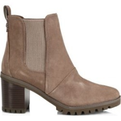 Hazel Suede Chelsea Boots found on MODAPINS from Saks Fifth Avenue UK for USD $159.54