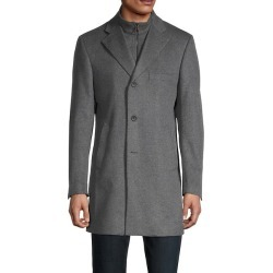 Wool & Cashmere Car Coat