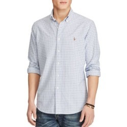 Plaid Cotton Oxford Shirt found on Bargain Bro India from The Bay for $125.00