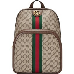 Gucci Men's Medium Ophidia GG Backpack - Beige